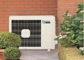 Daikin Air Conditioning ATX25JV Wall Mounted Inverter Heat Pump (2.5 Kw / 9000 Btu) 240V~50hZ